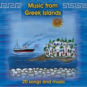 ΤΟΥΡΙΣΤΙΚΑ - MUSIC FROM GREEK ISLANDS (10 SONGS AND MUSIC) - 1342