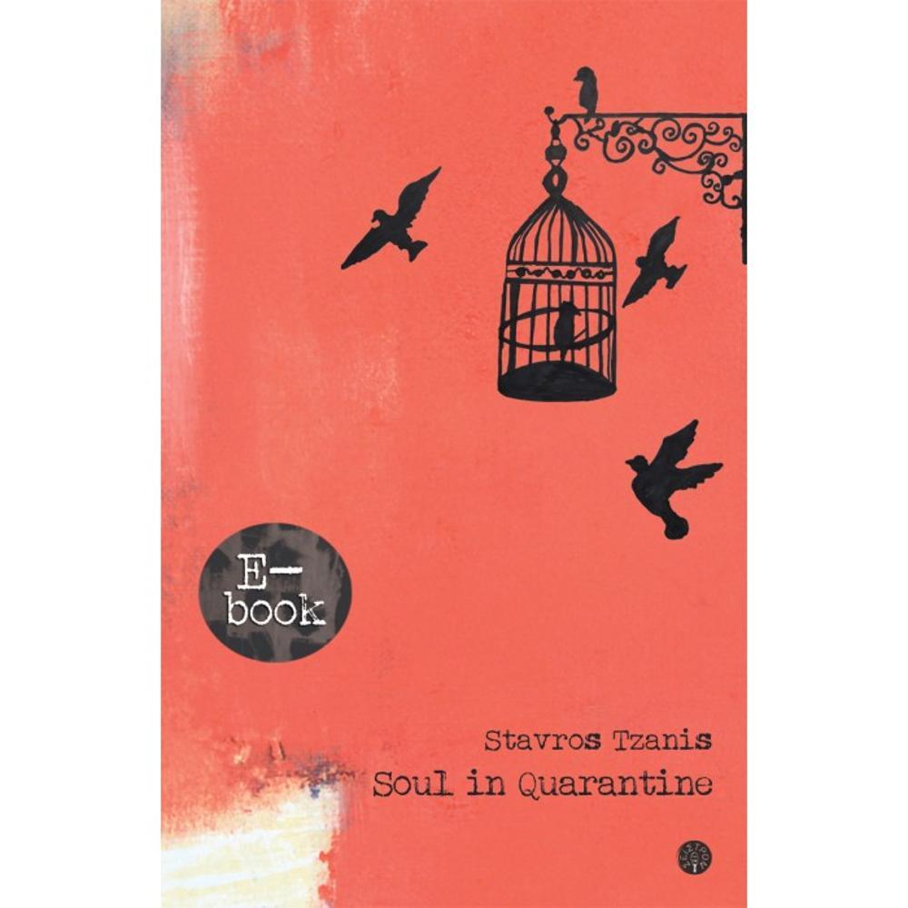 SOUL IN QUARANTINE (E-BOOK) - ΣΤΑΥΡΟΣ ΤΖΑΝΗΣ