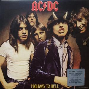 AC/DC - HIGHWAY TO HELL - 1070