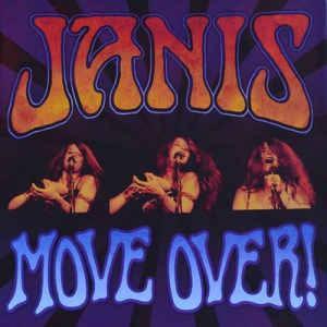 JANIS JOPLIN - MOVE OVER 4 LP (7'' INCH - 45 RPM) - 1071