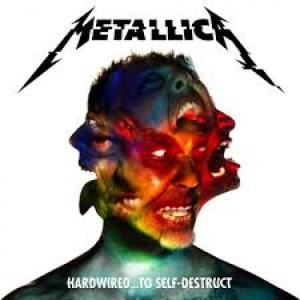 METALLICA - HARDWIRED TO SELF-DESTRUCT - 830