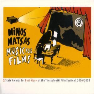 ΜΙΝΩΣ ΜΑΤΣΑΣ - MUSIC FOR FILMS - 2189