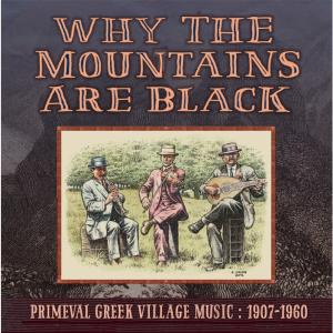 WHY THE MOUNTAINS ARE BLACK (2 LP) - 1616