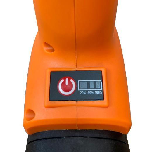 Ψαλίδι Κλαδέματος Μπαταρίας  60-CP500 με 2 Μπαταρίες 2.0Ah GeHock