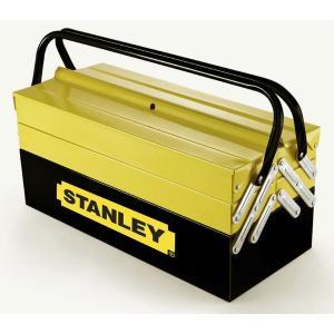Μεταλλική Εργαλειοθήκη 5 Υποδοχών Stanley