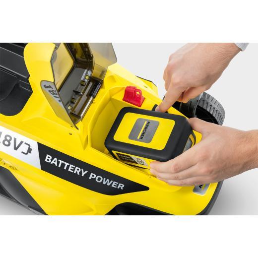 Μηχανή Γκαζόν Μπαταρίας LMO 18-33 Battery Set Karcher