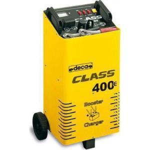 CLASS B 400E Φορτιστής-Εκκινητής Μπαταριών Deca