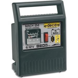 MACH 214 Φορτιστής μπαταριών Deca