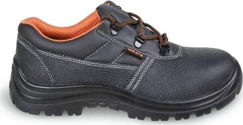 Παπούτσια ασφαλείας δερμάτινα, υδατοαπωθητικό 7241CK