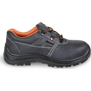 Παπούτσι ασφαλείας δερμάτινο, υδατοαπωθητικό 7241CK