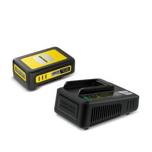 Σετ Μπαταρίας & Ταχυφορτιστή Battery Power 18V / 2,5Ah Karcher