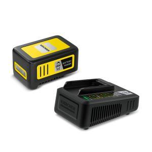 Σετ Μπαταρίας & Ταχυφορτιστή Battery Power 18V / 5,0Ah Karcher