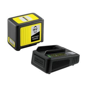 Σετ Μπαταρίας & Ταχυφορτιστή Battery Power 36V / 5,0Ah Karcher
