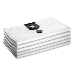 Σακούλες φίλτρου από φλις 5 τεμάχια 40-50 λίτρων Kärcher