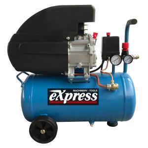 Αεροσυμπιεστής Μονομπλόκ 24lt 2HP Express