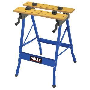 Πάγκος Εργασίας με Ξύλινο (MDF) Τραπέζι Bulle