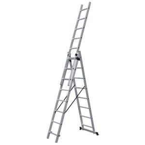Σκάλα 24 Σκαλιά (3 x 8) Bulle