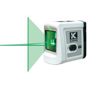 Αλφάδι laser 2 ακτίνων πράσινο 862G Kapro