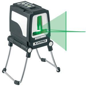 Αλφάδι laser 2 ακτίνων πράσινο 872G Kapro
