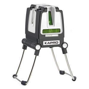 Αλφάδι laser 3 ακτίνων πράσινο 873G Kapro
