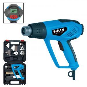 Ψηφιακό πιστόλι θερμού αέρα 2000W Bulle