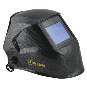 Μάσκα Ηλεκτροσυγκόλησης με Ηλεκτρονικό Φίλτρο - 100x73 mm Imperia