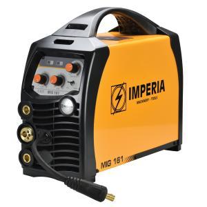 Ηλεκτροκόλληση Σύρματος & Ηλεκτροδίου (MIG/MMA) Inverter MIG 161 Imperia