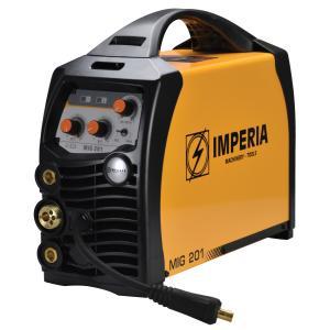 Ηλεκτροκόλληση Σύρματος&Ηλεκτροδίου (MIG/MMA) Inverter MIG 201 Imperia