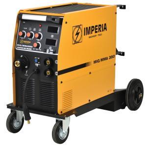 Ηλεκτροκόλληση Σύρματος & Ηλεκτροδίου (MIG/MMA) Inverter MIG 350 Imperia