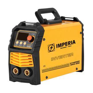 Synergic Ηλεκτροκόλληση Inverter Ηλεκτροδίου MMA 200 Imperia