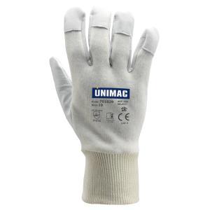 Γάντια Προστασίας Δερμάτινα Unimac