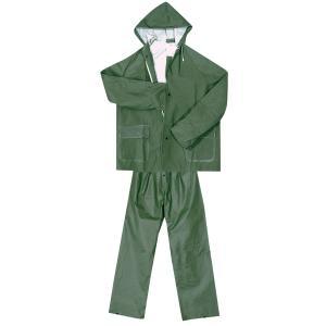 Σετ Αδιάβροχο με Παντελόνι Πράσινο Unimac