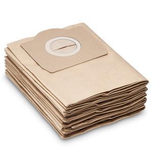 Χάρτινη σακούλα φίλτρου 5 Τεμ. Kärcher