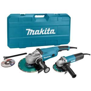 DK0053GX1 Promo Kit Γωνιακών Τροχών 230mm & 125mm Makita