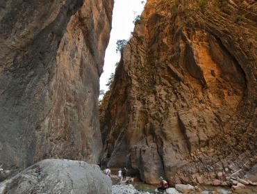 Gorge de Samaria