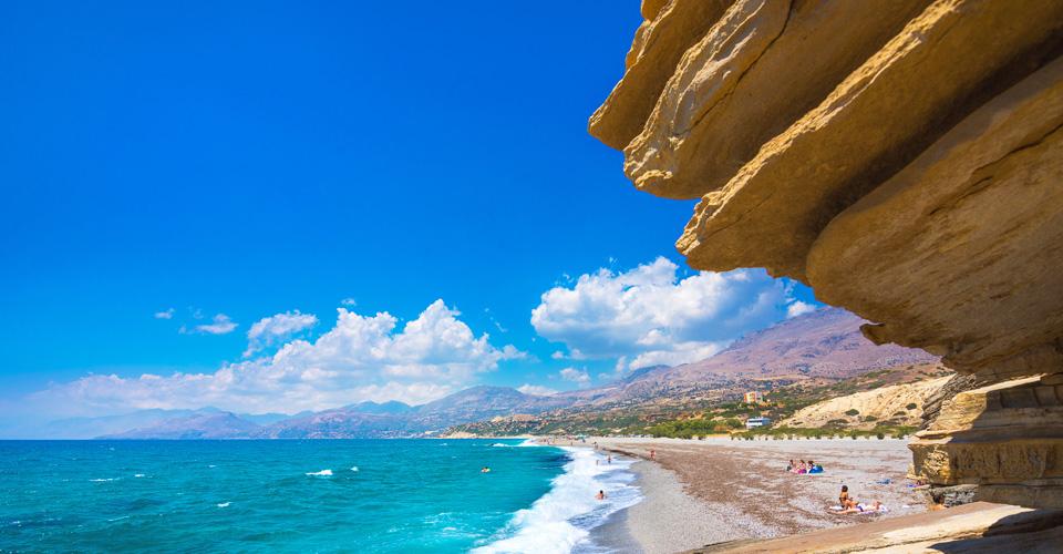 Triopetra, Rethymno
