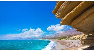 Triopetra, Rethymnon