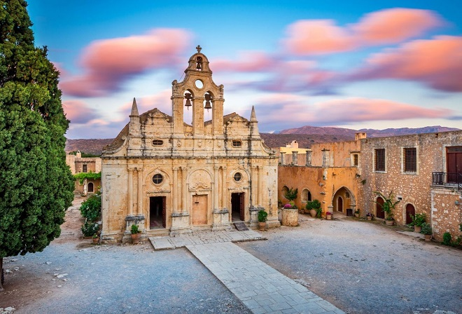 Arkadi Monastery, much more than just a monastery