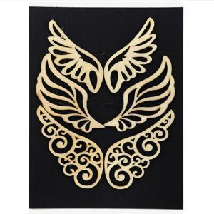 Ξύλινα Διακοσμητικά Φτερά