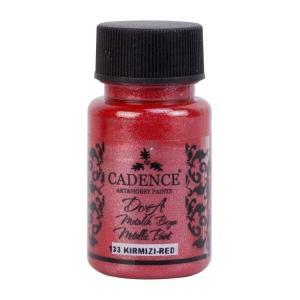 Μεταλλικό χρώμα Red Dora 50 ml
