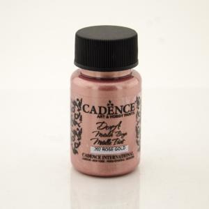 Μεταλλικό χρώμα Rose Gold Dora 50 ml