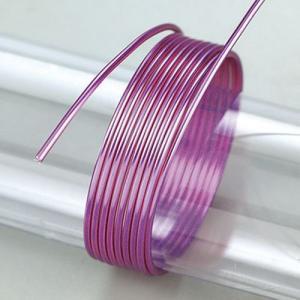 Σύρμα Αλουμινίου - Ø2mm - Violet - 5m
