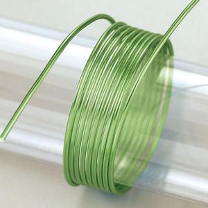 Σύρμα Αλουμινίου - Ø2mm - Light Green - 5m