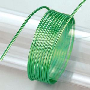 Σύρμα Αλουμινίου - Ø2mm - Grass Green - 5m