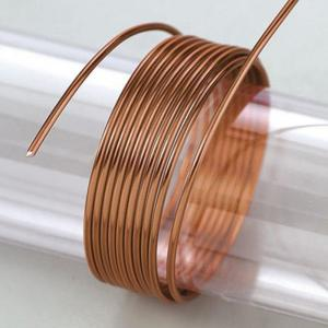 Σύρμα Αλουμινίου - Ø2mm - Brown - 5m
