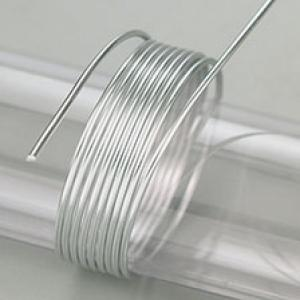 Σύρμα Αλουμινίου - Ø2mm - Grey - 5m