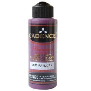 Ακρυλικό χρώμα 120ml Cadence Aubergine 7022