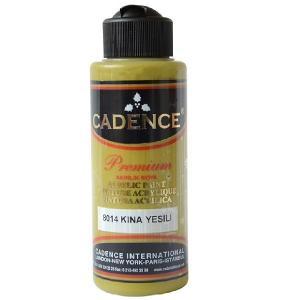 Ακρυλικό χρώμα 120ml Cadence Henna Green 8014