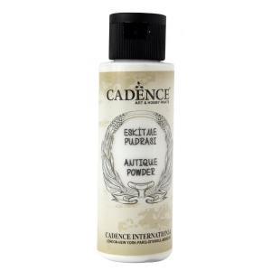 Antique powder - White