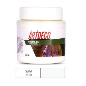 Πάστα crystal Gel Artdeco 220ml Διάφανο